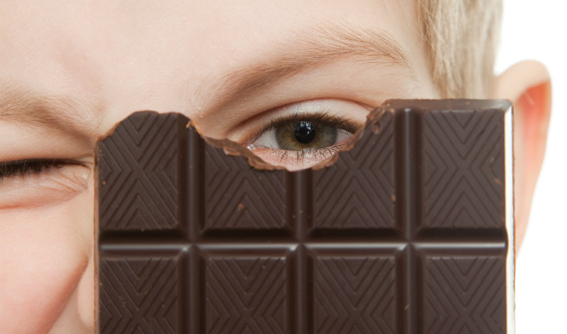 Feast your eyes on this: Dark chocolate sharpens vision ...