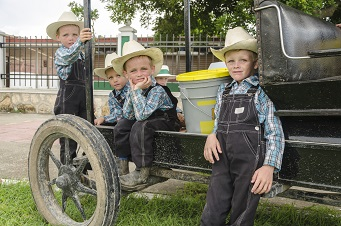 Are Amish kids protected against asthma?