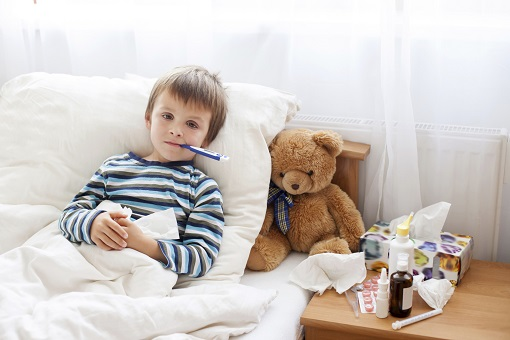 Acetaminophen in kids