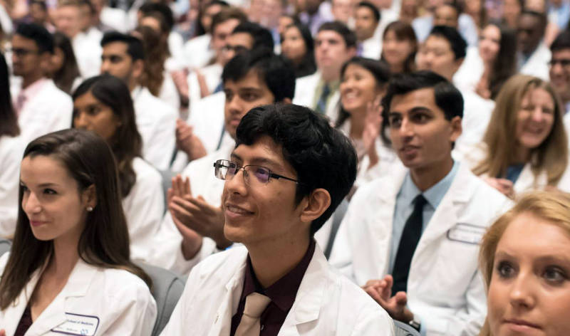 NYU School of Medicine offers full tuition to all MD students